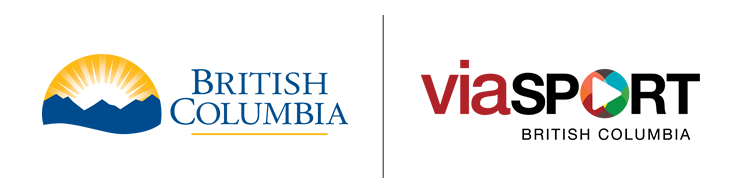 Viasport and Government of BC Logos